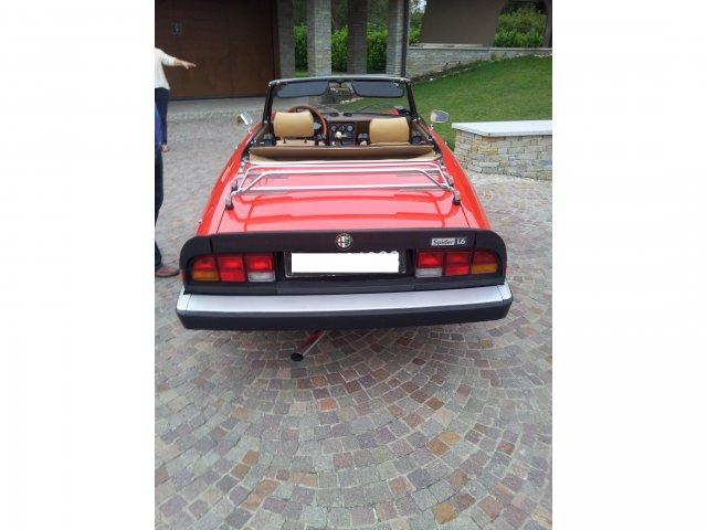 Auto d'Epoca Alfa Romeo Spider 1001701