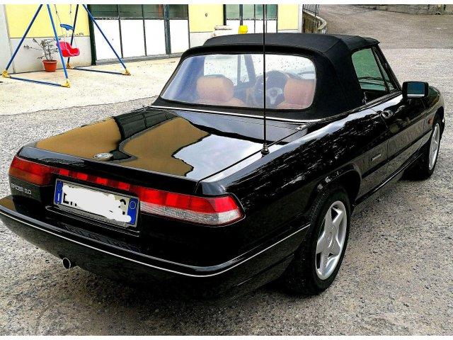 Auto d'Epoca Alfa Romeo Spider 1016120