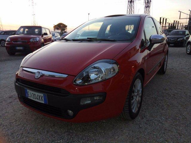 Auto Usate Fiat Punto 1016456