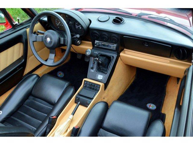 Auto d'Epoca Alfa Romeo Spider 1100130