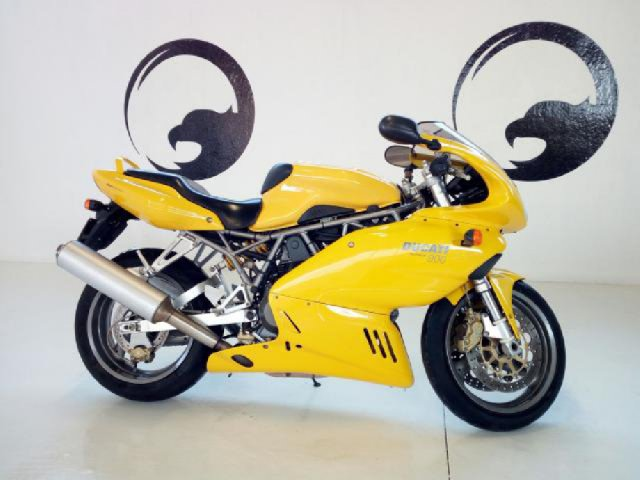 Moto Usate Ducati 900 SS 1178016
