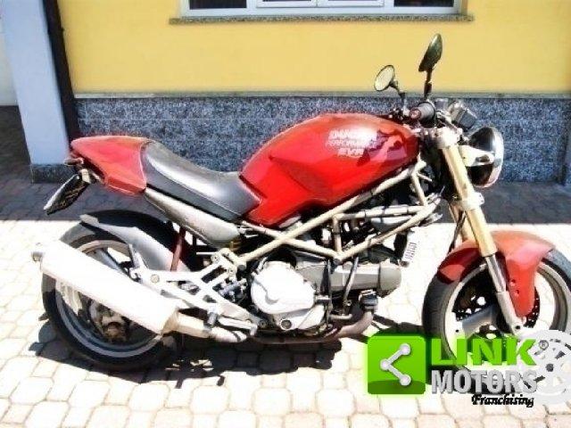 Moto Usate Ducati Monster 750 1178043