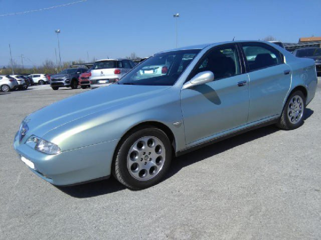 Auto Usate Alfa Romeo 166 1183633