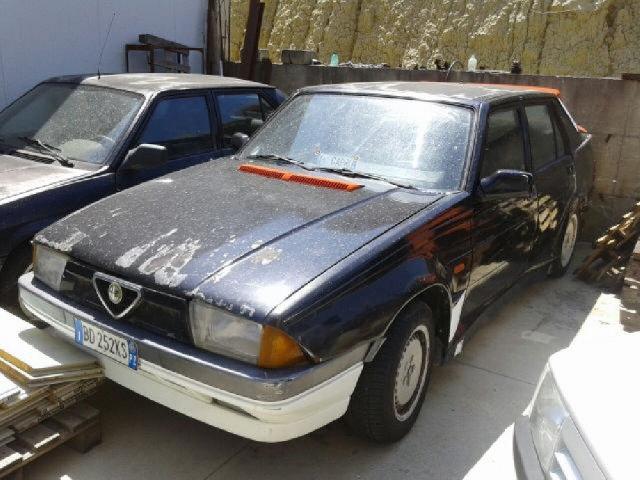Auto Usate Alfa Romeo 75 1193943