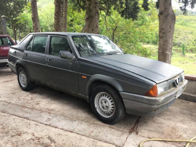 Auto d'Epoca Alfa Romeo 75 1196615