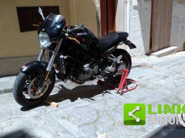 Moto Usate Ducati monster s4r 1196842