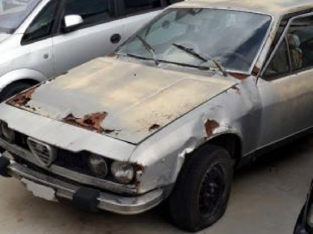 Auto d'Epoca Alfa Romeo Alfetta 1202919