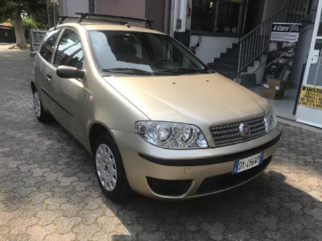 Auto Usate Fiat Punto 1206265
