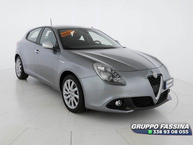 Auto Aziendali Alfa Romeo Giulietta 1206555