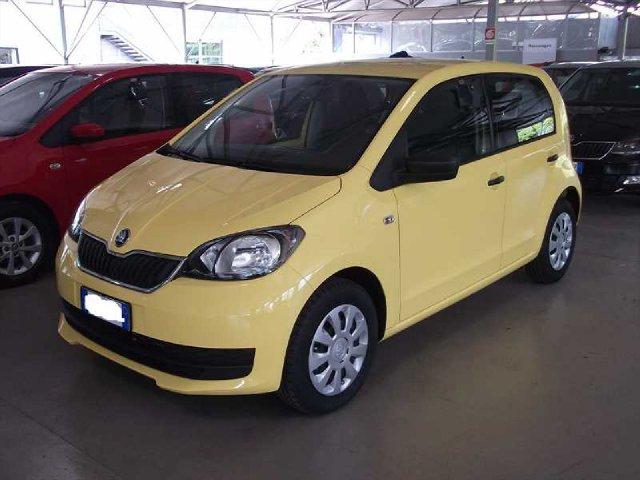 Auto Aziendali Skoda Citigo 1210135