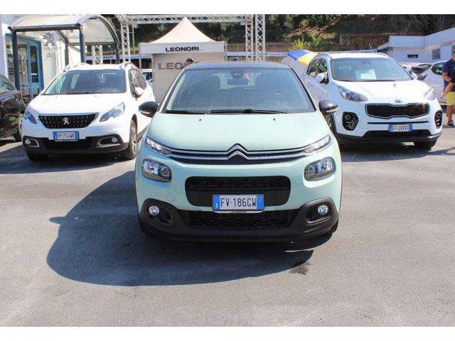 Auto Aziendali Citroen C3 1221222