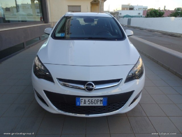 Auto Usate Opel Astra 1222002