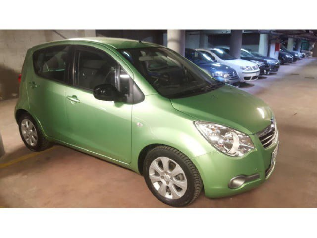 Auto Usate Opel Agila 1222391