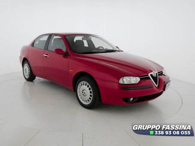 Auto Usate Alfa Romeo 156 1222958