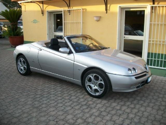 Auto Usate Alfa Romeo Spider 1227225