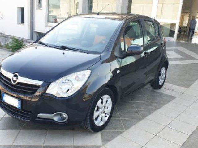 Auto Usate Opel Agila 1229104