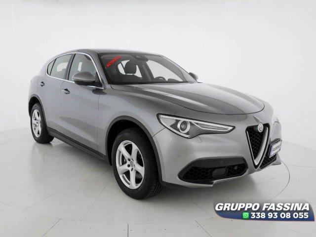 Auto Usate Alfa Romeo Stelvio 1233964