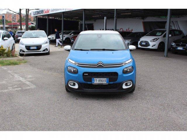 Auto Aziendali Citroen C3 1234054