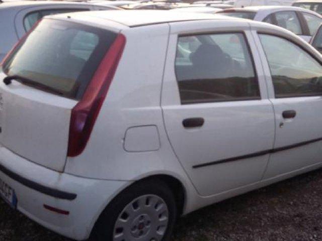 Auto Sinistrate Fiat Punto 1236781