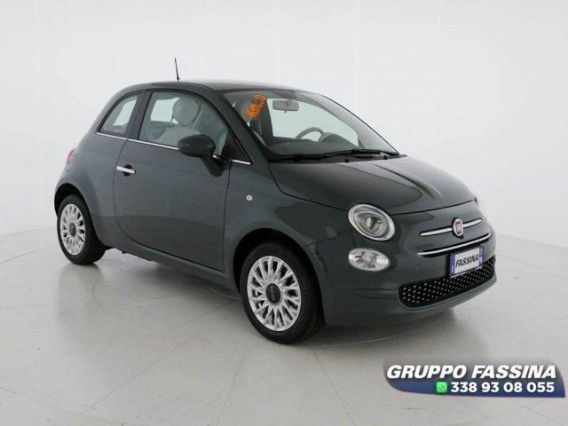 Auto Aziendali Fiat 500 1236876