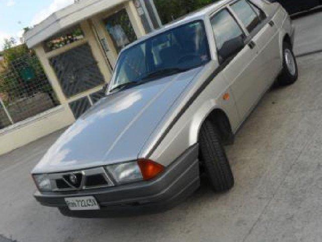 Auto Usate Alfa Romeo 75 1238465