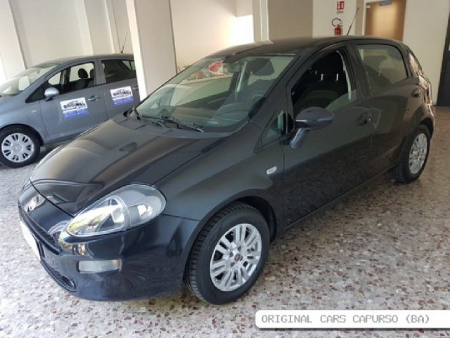 Auto Usate Fiat Punto 1238527