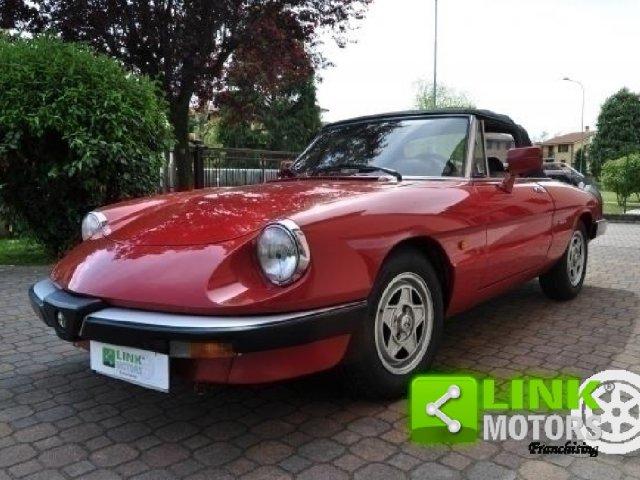 Auto Usate Alfa Romeo Spider 1238625
