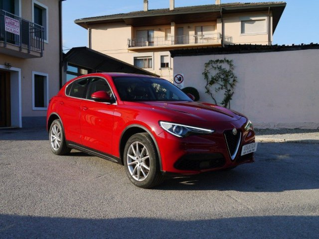 Auto Usate Alfa Romeo Stelvio 1238880