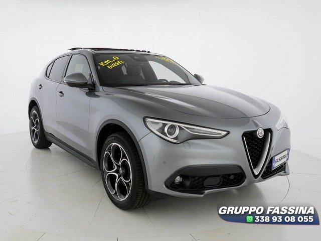 Auto Km 0 Alfa Romeo Stelvio 1239658