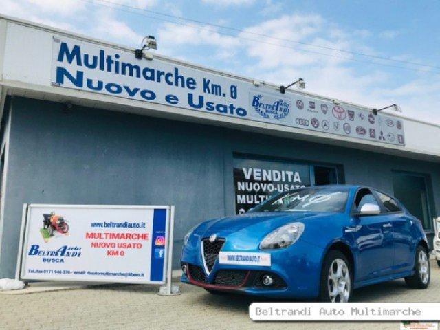 Auto Km 0 Alfa Romeo Giulietta 1240053