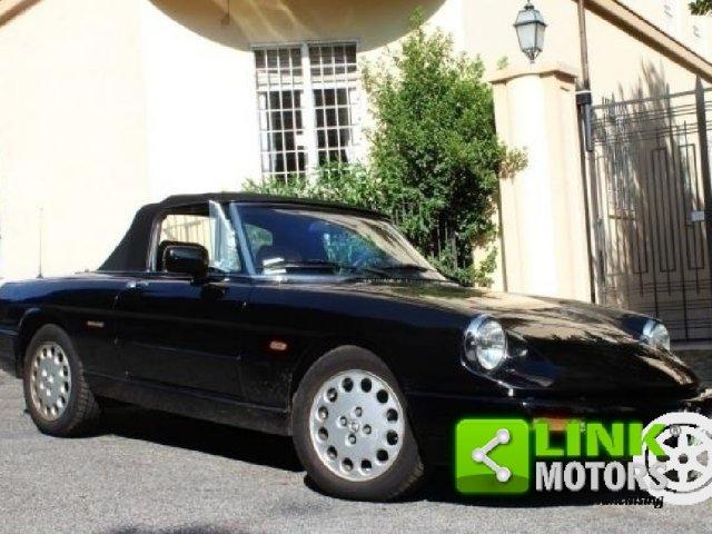 Auto Usate Alfa Romeo Spider 1240455