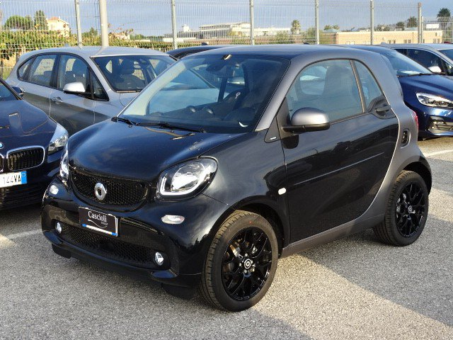 Auto Km 0 Smart ForTwo Coupe 1240546