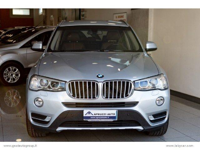 Auto Usate BMW X3 1240609