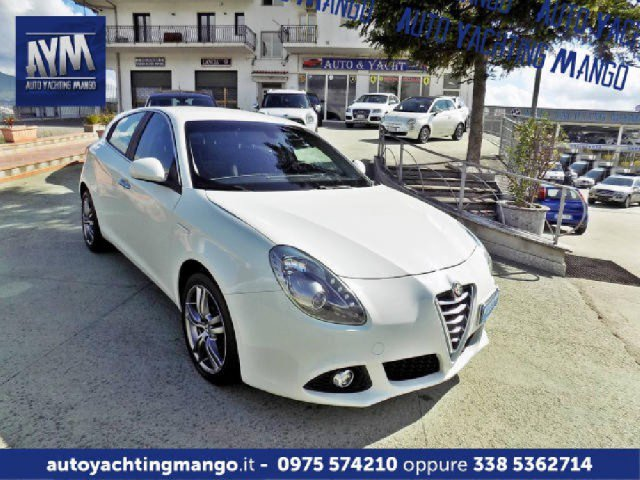 Auto Usate Alfa Romeo Giulietta 1241817