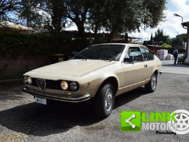 Auto d'Epoca Alfa Romeo Alfetta 1242112