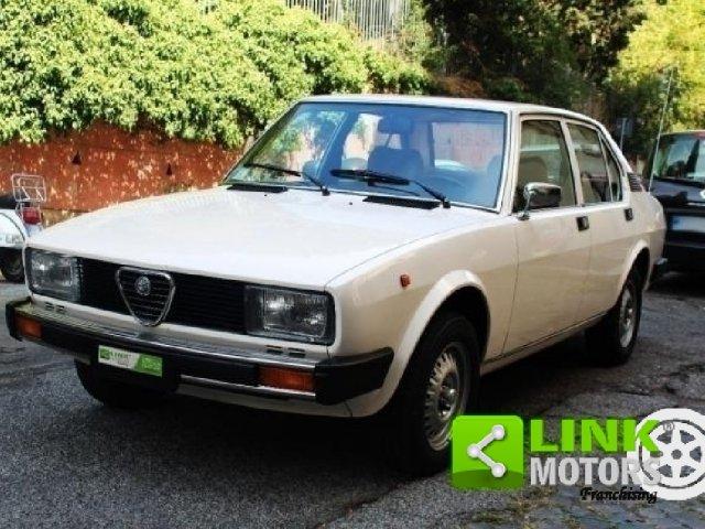 Auto Usate Alfa Romeo Alfetta 1246625