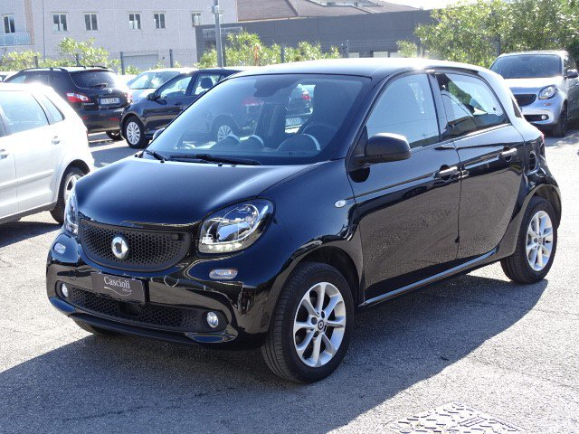 Auto Usate Smart ForFour 1248946