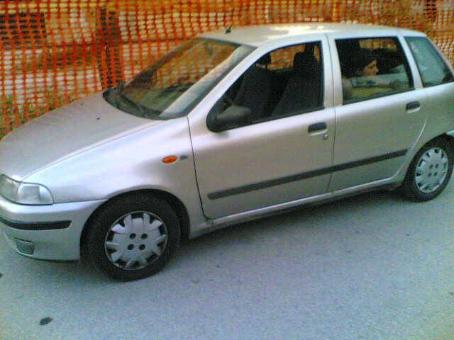Auto Usate Fiat Punto 1251381