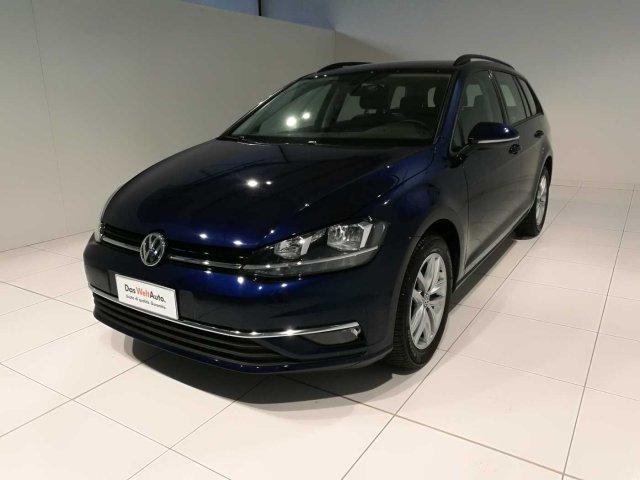 Auto Usate Volkswagen Golf Variant 1260821