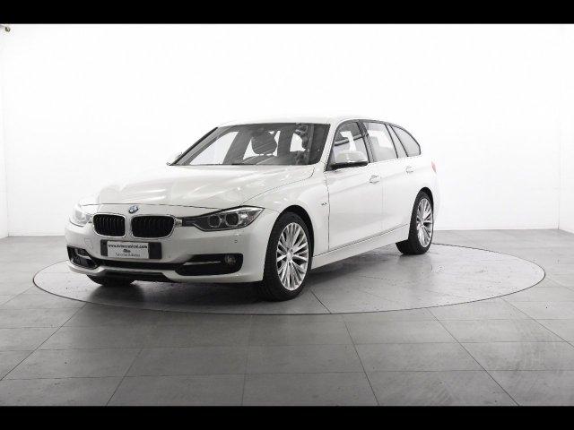 Auto Usate BMW Serie 3 1261225