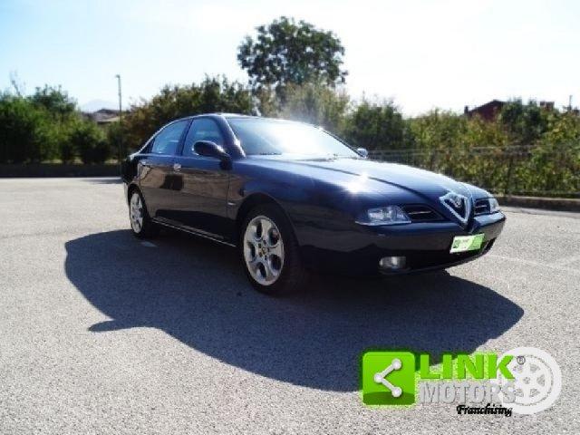 Auto Usate Alfa Romeo 166 1264036