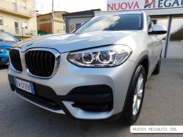 Auto Usate BMW X3 1273282