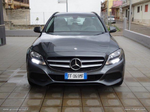 Auto Usate Mercedes-Benz Classe C 1273871