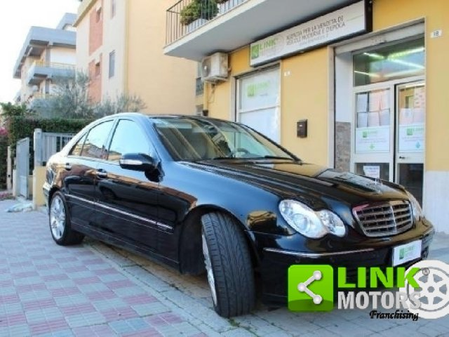 Auto Usate Mercedes-Benz Classe C 1274421