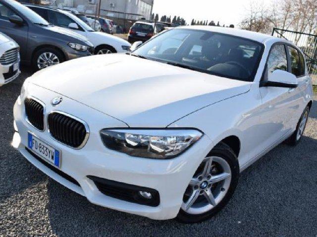 Auto Usate BMW Serie 1 1274641