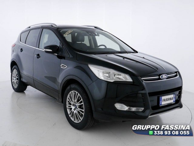 Auto Usate Ford Kuga 1274725