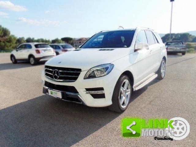 Auto Usate Mercedes-Benz ML 1282245