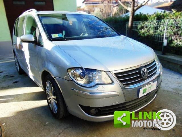 Auto Usate Volkswagen Touran 1284212