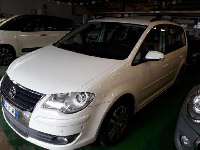 Auto Usate Volkswagen Touran 1287669