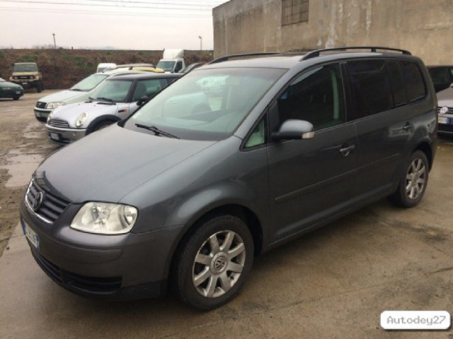 Auto Usate Volkswagen Touran 1289881